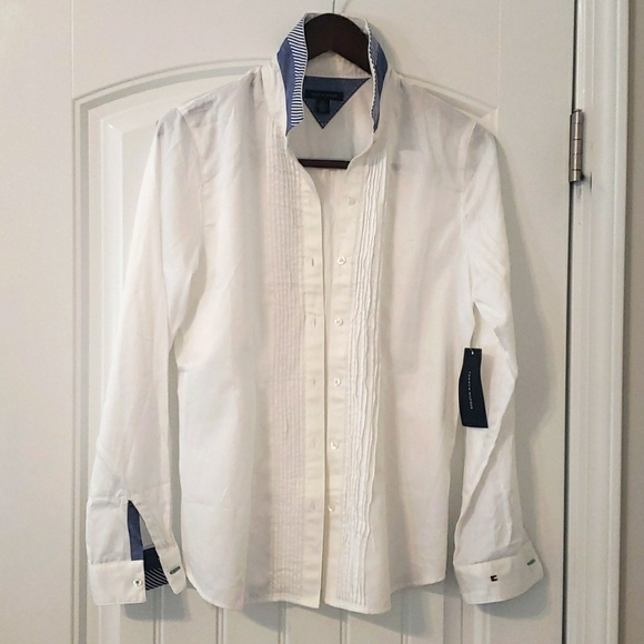 Tommy Hilfiger cooperate long sleeve shirt
